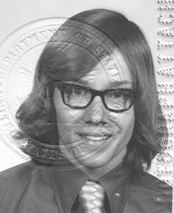 Kyle Hoagland in the early 1970s. (Kyle Hoagland)