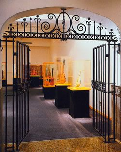 The Rawlins Gallery entrance. (Simon Spicer)