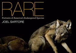 Portraits of America's Endangered Species by Joel Sartore
