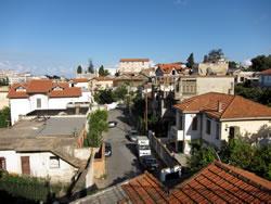 A view of a neighborhood in El Biar. (Gene R. Bedient)
