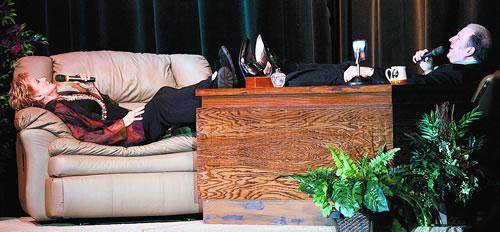 Cloris Leachman johnny carson
