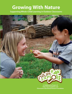 Supporting Whole-Child Learning in Outdoor Classrooms