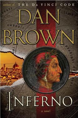 """Inferno"" by Dan Brown"