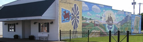 The Great Plains Welsh Heritage Centre in Wymore, Nebraska. (Berwyn Jones)