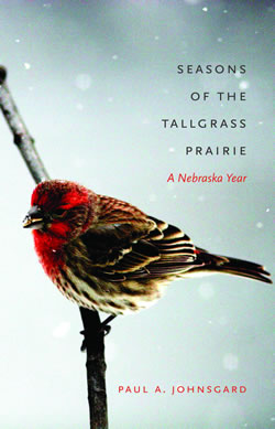 Seasons of the Tallgrass Prairie: A Nebraska Year by Paul A. Johnsgard