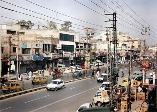 Rawalpini, Pakistan, circa 2003