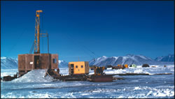 McMurdo Sound Sediment and Tectonics Studies (MSSTS) with one drill hole in 1979.